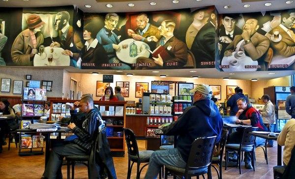 Librería en Syracuse