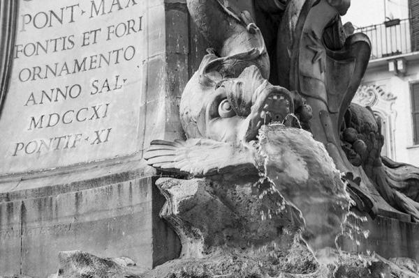 Fuente del Panteón