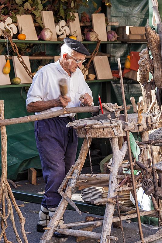 Trabajando la madera