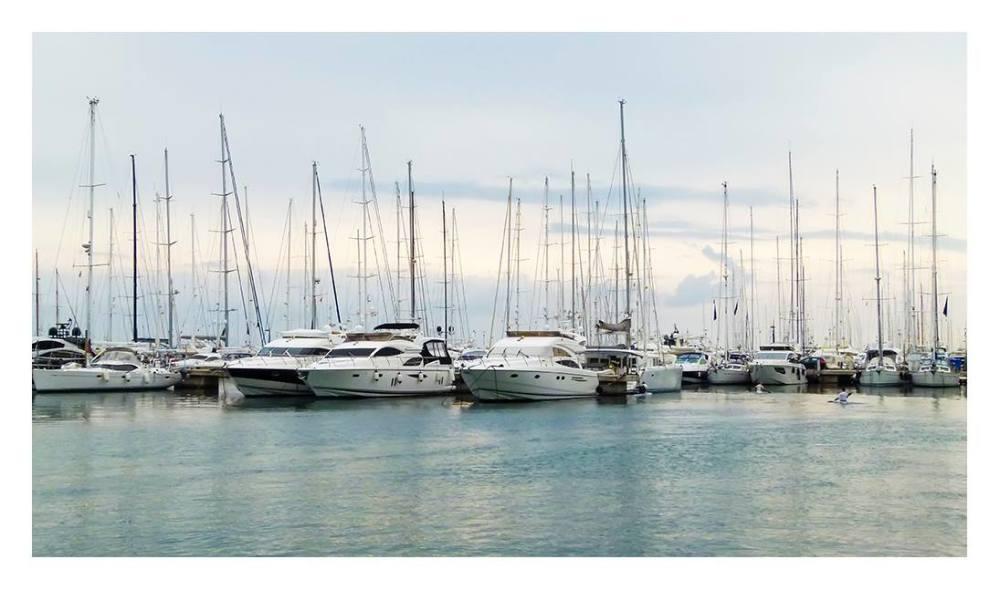 Paseo marítimo, Palma de Mallorca