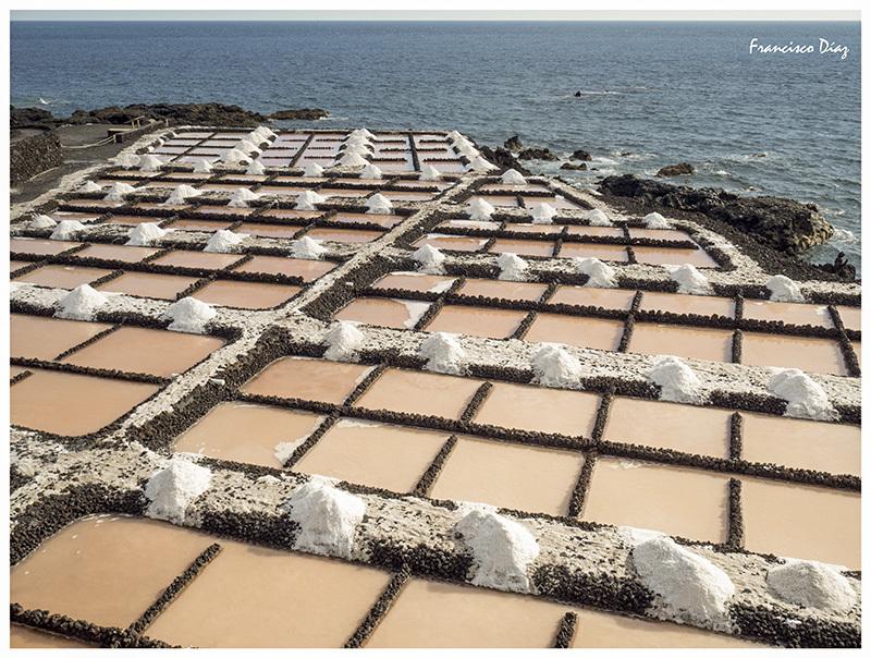 Salinas marinas de Fuencaliente