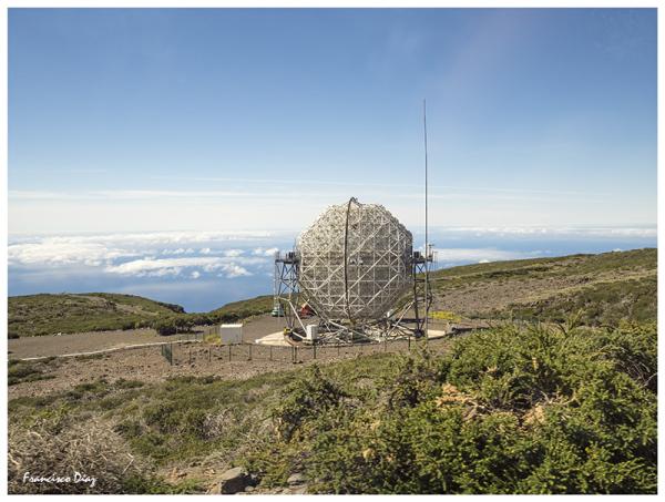 Telescopio del Roque de los Muchachos