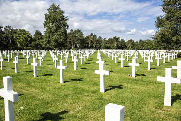 Cementerio americano