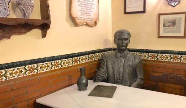 Federico García Lorca, Granada