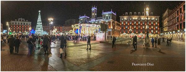 Plaza Mayor Valladolid
