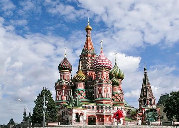 Catedrales de la Plaza Roja