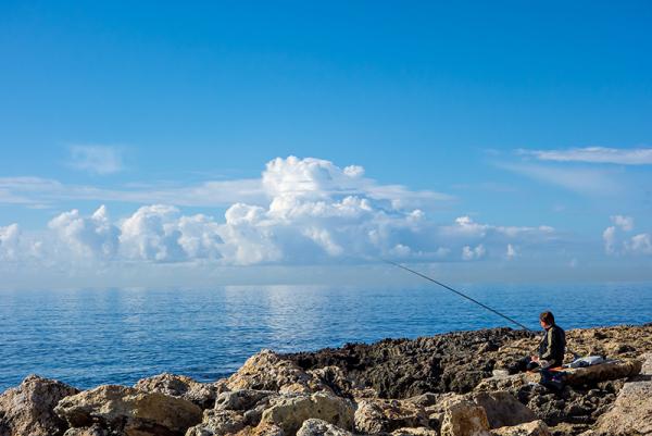 Pescando nubes