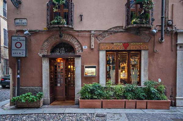 Leoncino Rosso, Mantova