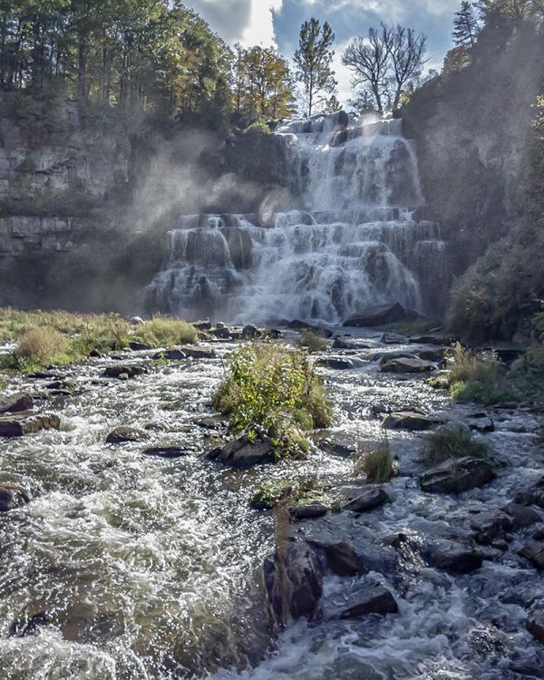 Chitenango falls