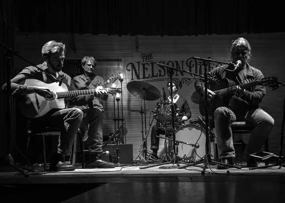 Stephane Wrembel en el Nelson Odeon, Syracuse