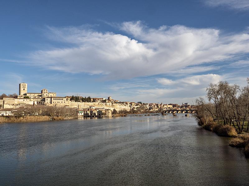 El Duero, Zamora