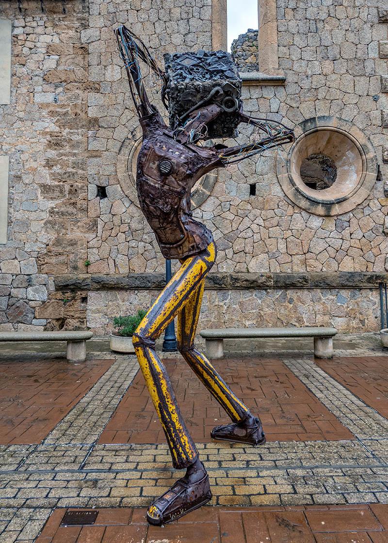 Me paso el día bailando, de Mariano Navares