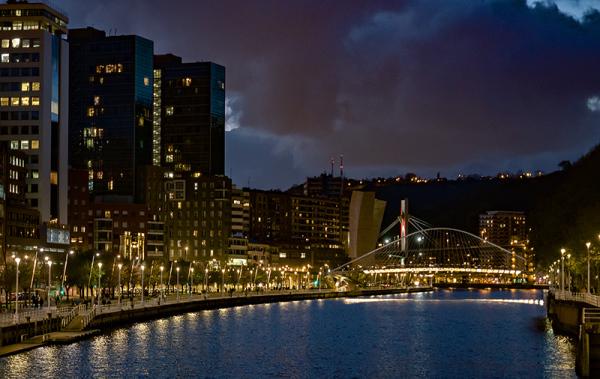 Bilbao, la ría