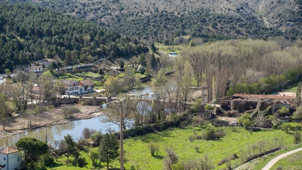 Soria, el Duero
