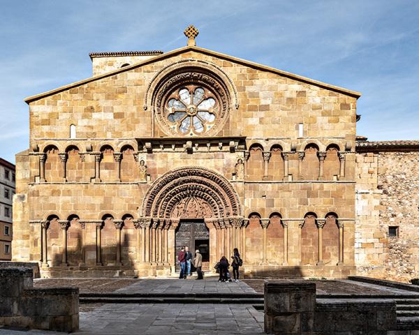 Soria, Santo Domingo, siglo XII