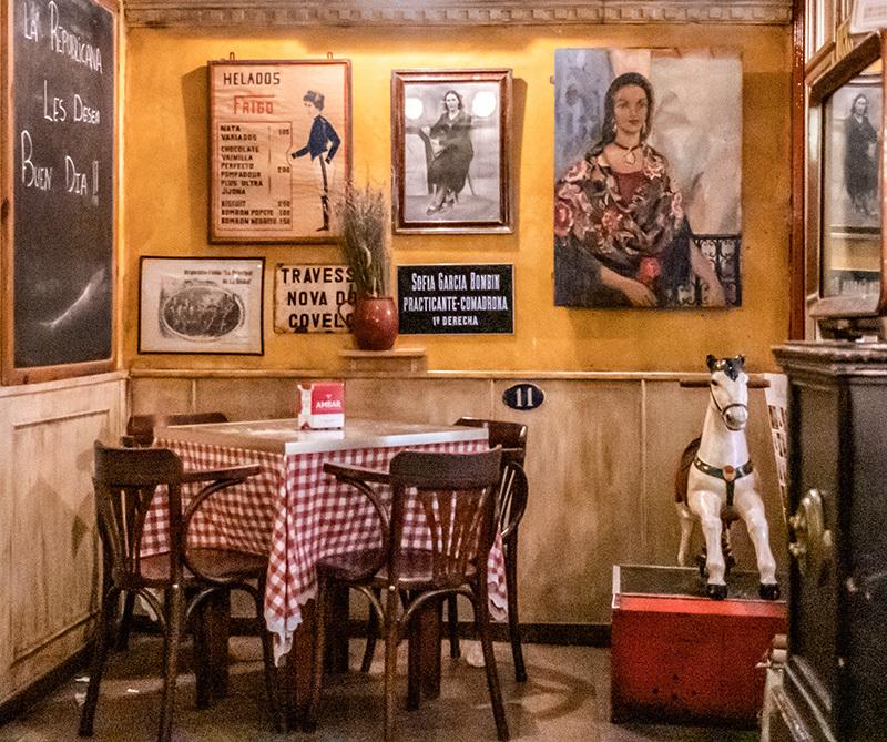 Restaurante La Republicana, Zaragoza