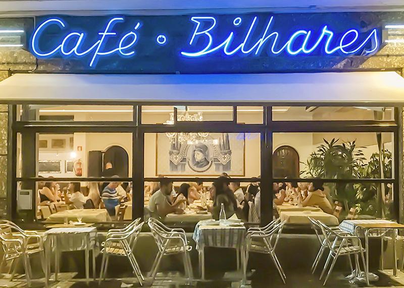 Café-Bilhares