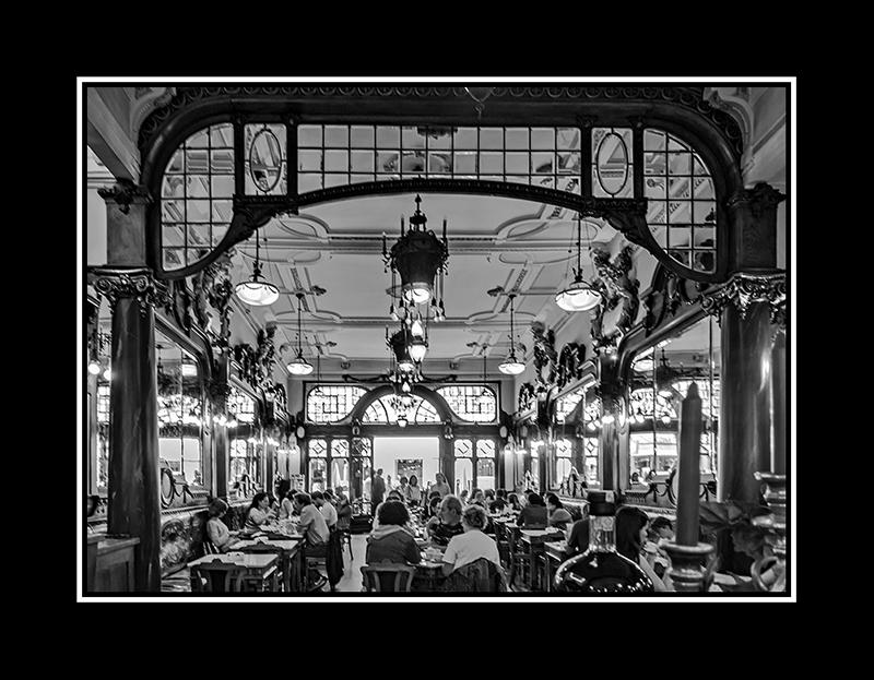 Café Majestic, Oporto