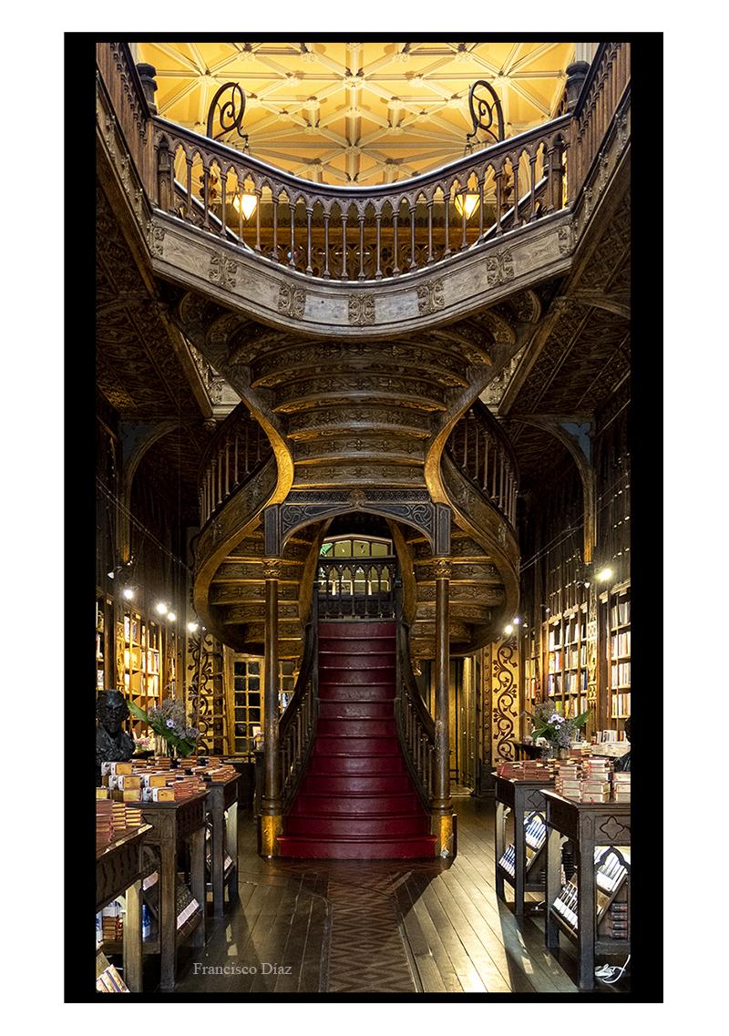 Librería Lello. Oporto