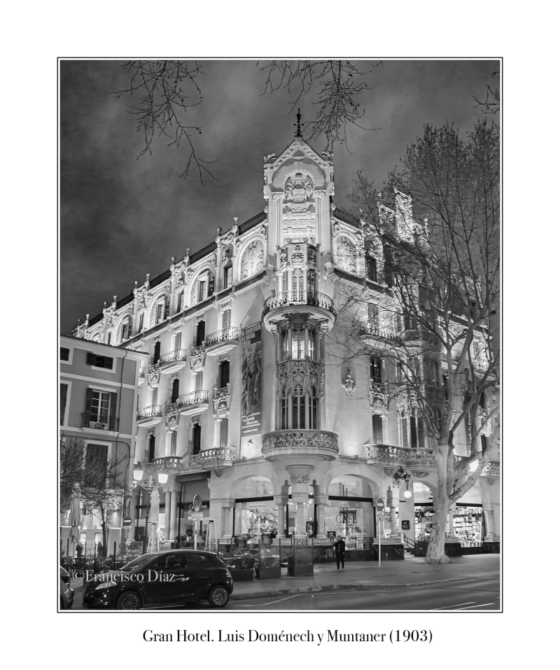 Gran Hotel, 1903
