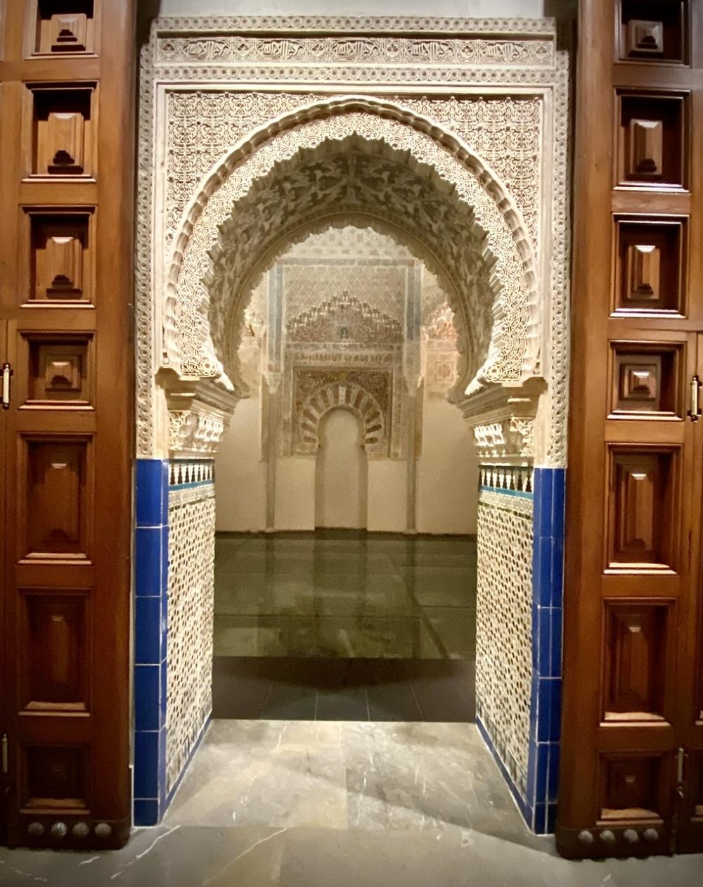 Palacio de la Madraza, Granada
