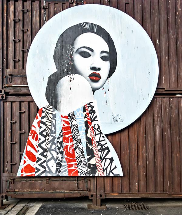 Graffitti Newcastle