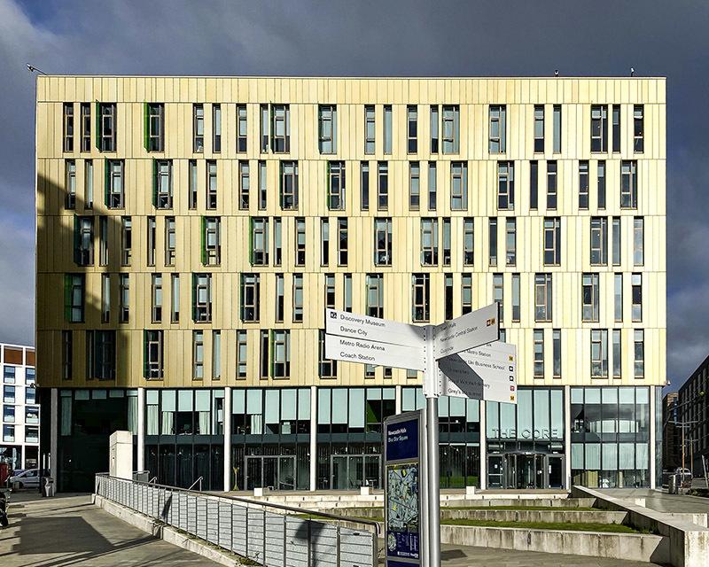 Life NHS, Newcastle University