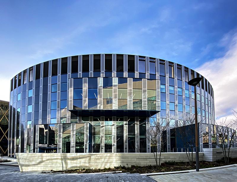 Newcastle University, Frederick Douglass Centre