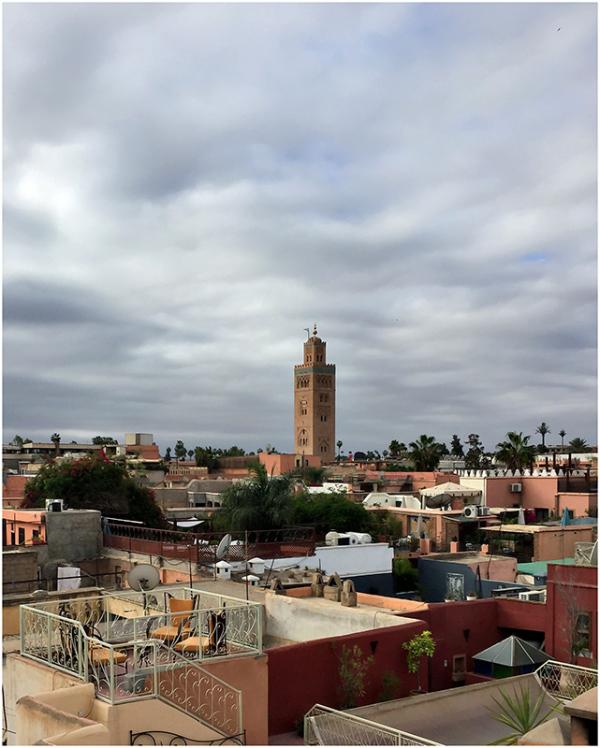 Terrazas de Marrakesh