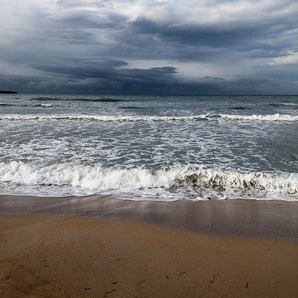 April Beach