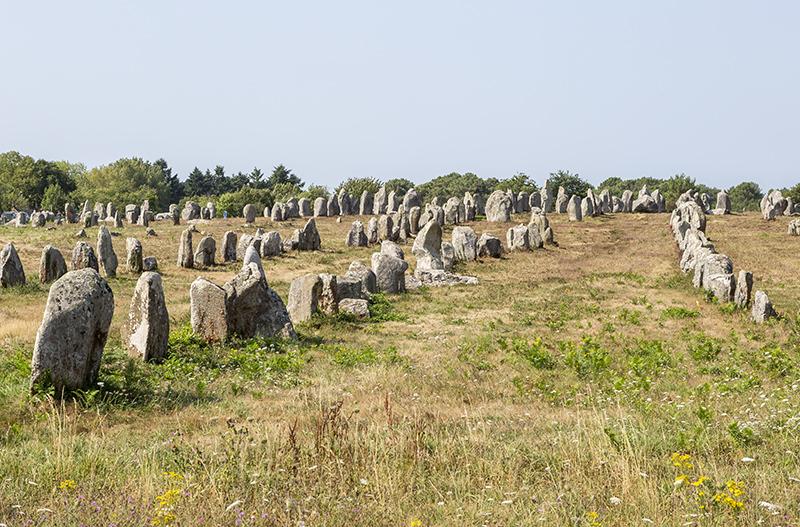 Alineamientos megalíticos de Carnac