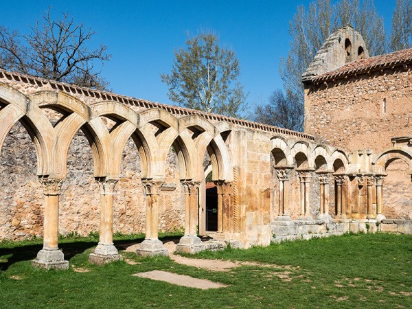 San Juan de Duero (S. XII-XIII)