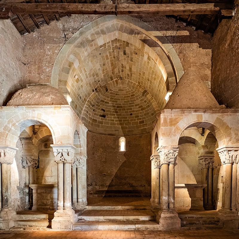 Soria. San Juan de Duero (S. XII-XIII)
