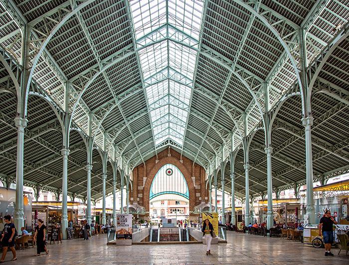 Mercado de Colón. Valencia