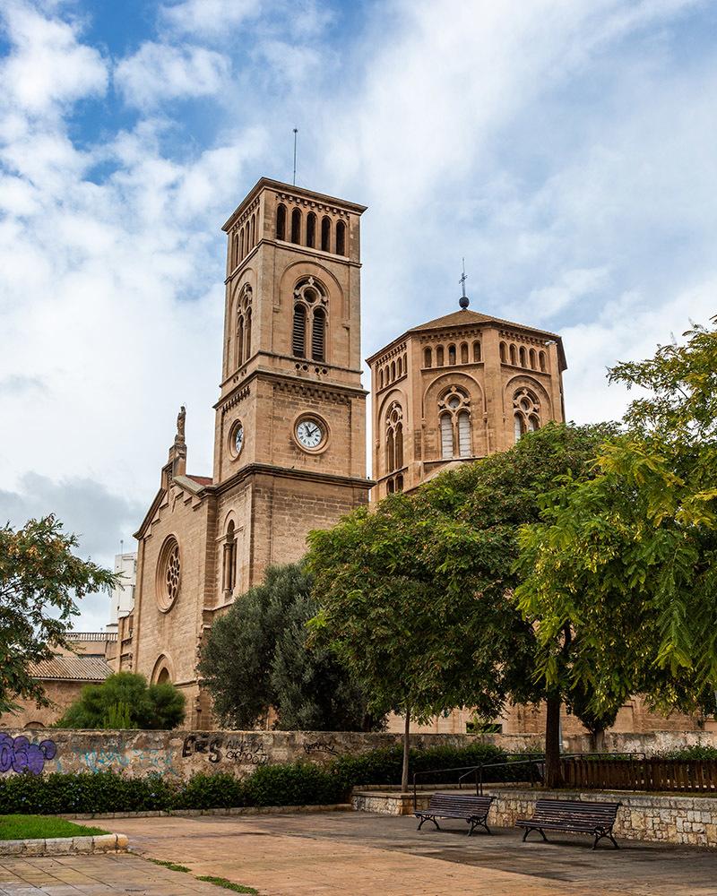 Iglesia de San Magín