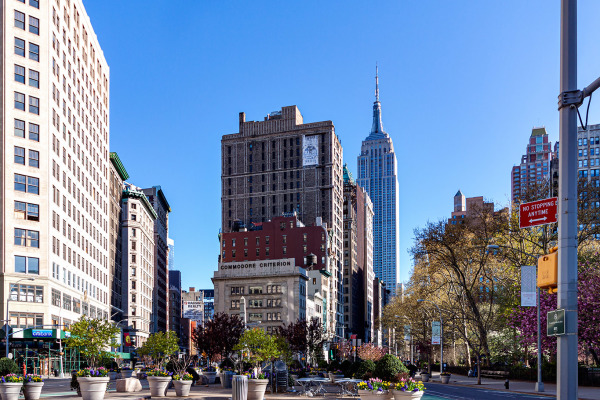 Broadway-5th New York