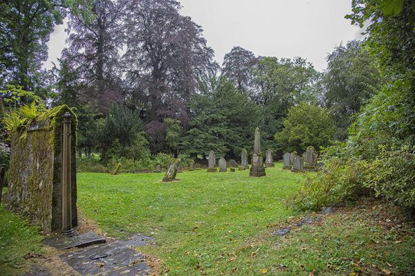 Cementerio escocés