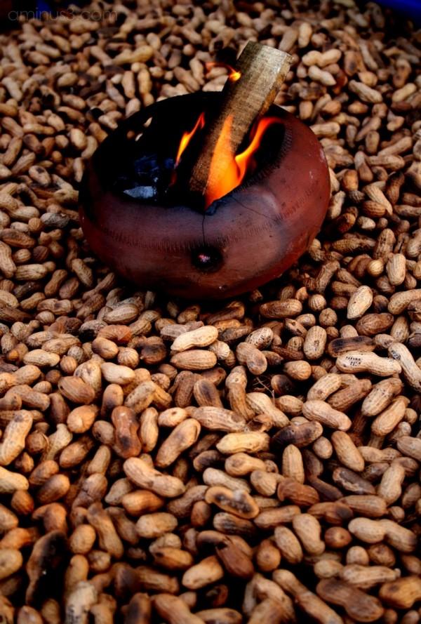 nuts : )