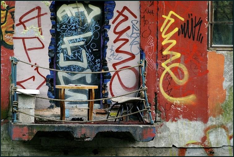 Oslo Graffiti