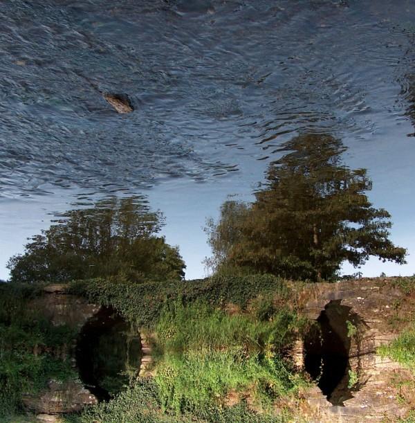 Pont Gaulois au centre Bretagne
