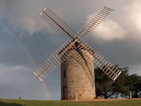 Le deuil du moulin