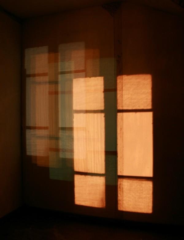 A la limite de la lumière et de l'ombre