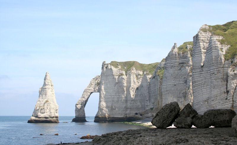 Promenades dans les rochers (I)