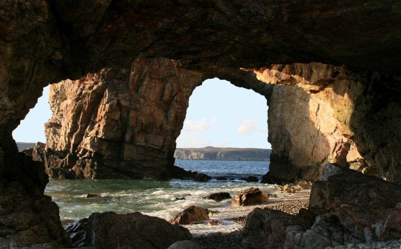 Promenades dans les rochers (III)