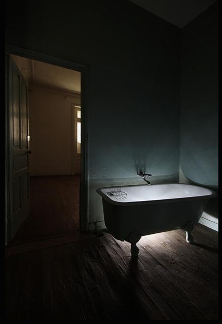 urbex Salle de bain