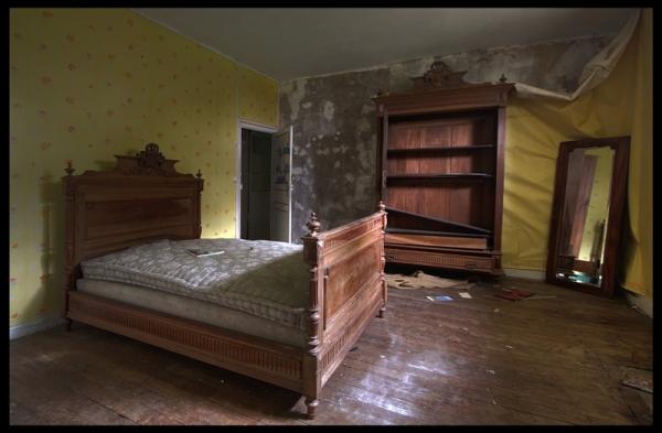 Le mystère de la chambre jaune