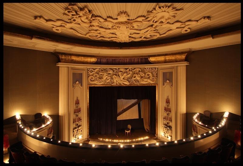 Le théâtre Neptune