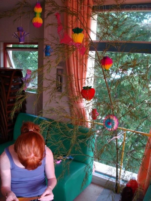 Tanabata Preparations
