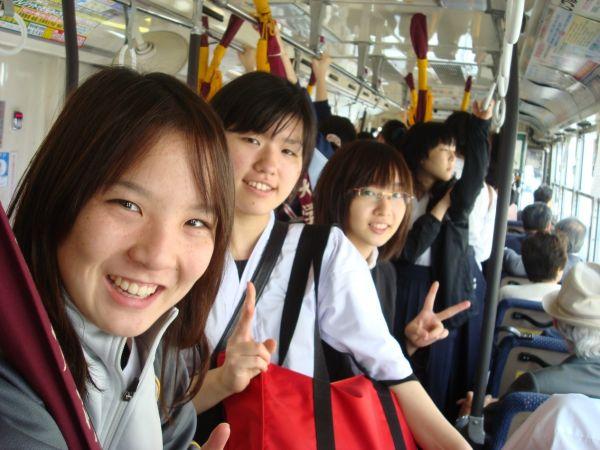 Sophia Kyudo Club first year students