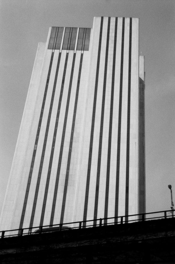 Bell Atlantic Telephone Building in New York City